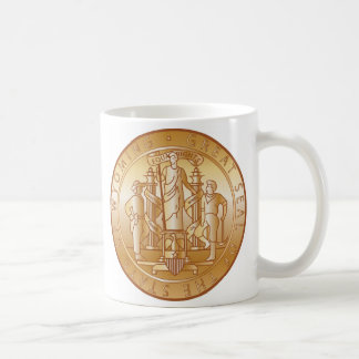 Wyoming F Coffee Mug