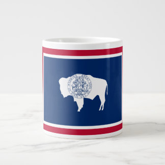 Wyoming Giant Coffee Mug