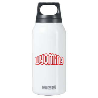 Wyoming Insulated Water Bottle