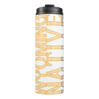 Wyoming Native Thermal Tumbler