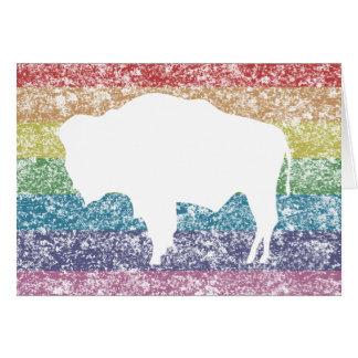 wyoming rainbow card