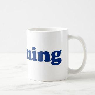 Wyoming with Heart Coffee Mug