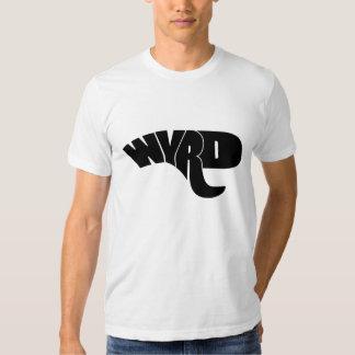 Wyrd Comics Shirts