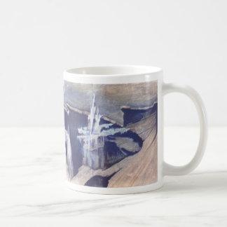 Wyspianski, Winter Theme, 1905 Basic White Mug