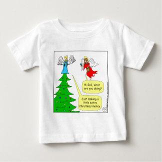 x42 angel extra money cartoon baby T-Shirt