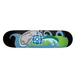 X-board II Skateboard Deck