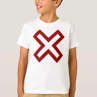 X Kids T-Shirt Design