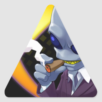 X-Tactics Goichi Triangle Sticker