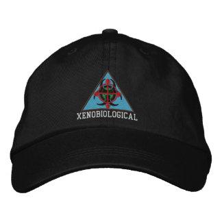 Xenobiological Baseball Hat Embroidered Baseball Caps
