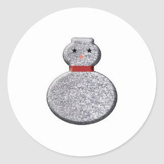 xmas naomis_collection round sticker