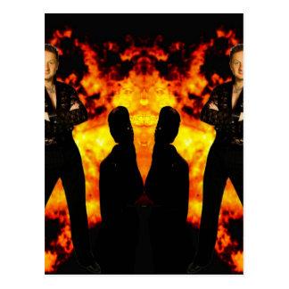 Xplosive Dance Inc Decor Postcard