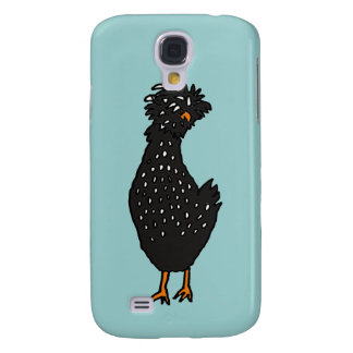 XX- Funky Polish Chicken Galaxy S4 Case