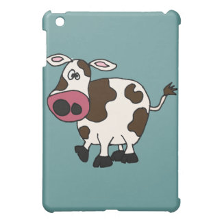 XX- Funny Cow Design iPad Mini Case