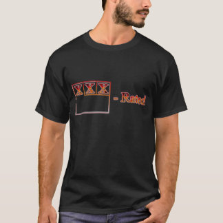 XXX - Rated Bowling T-Shirt