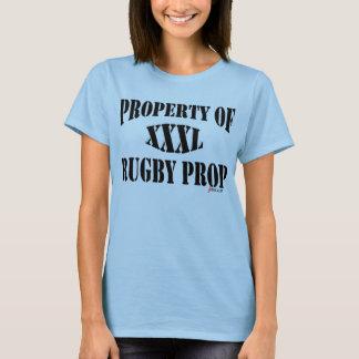 XXXL Rugby Prop T-Shirt