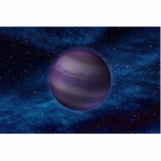 Y Dwarf Star Space Art Photo Cut Outs