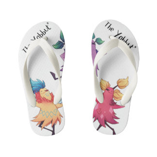 Yabbut flip flops! kid's jandals