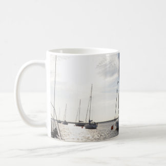 Yacht Amanda Louise II Coffee Mug