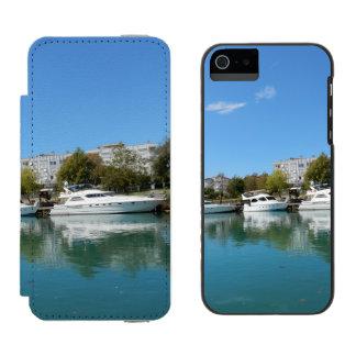 Yachts in Turkey Incipio Watson™ iPhone 5 Wallet Case