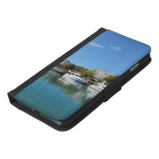 Yachts in Turkey iPhone 6/6s Plus Wallet Case