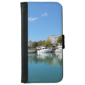 Yachts in Turkey iPhone 6 Wallet Case