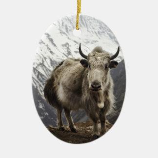 Yak in Nepal Ornament