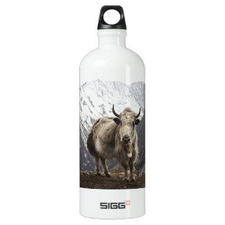 Yak in Nepal Water Bottle