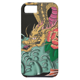 Yakuza Tattoo Case For The iPhone 5