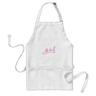 YAL - You're a Lady™ Standard Apron