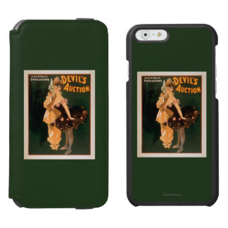 Yale's Everlasting Devil's Auction Play Incipio Watson™ iPhone 6 Wallet Case