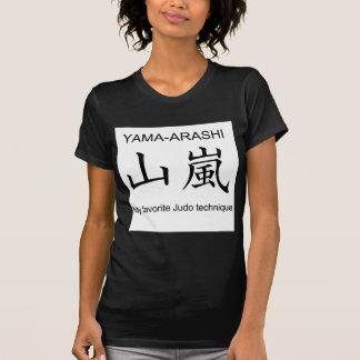 YAMAARASHI-My favorite Judo technique-