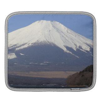 Yamanakako-son, Yamanashi Prefecture, Japan iPad Sleeves