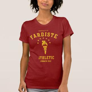 Yardiste Athletic Gold Torch T-Shirt