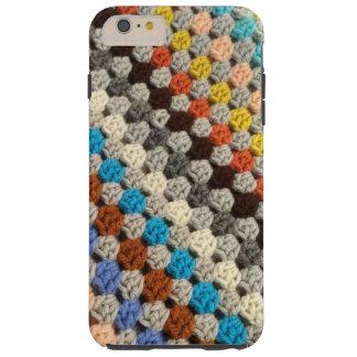 Yarn Stash Granny Tough iPhone 6 Plus Case