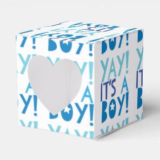 YaY It's a Boy Favour Box
