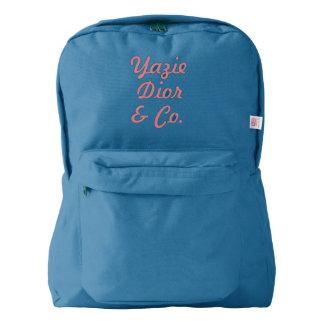 YazieDior & Co. Campus Backpack