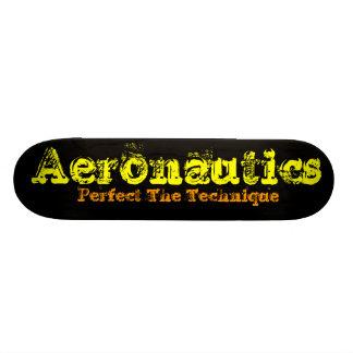 Yeah, *, Aeronautics, Perfect The Technique Skateboards