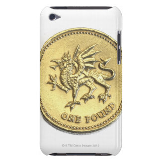 year 2000, showing detail of dragon passant Case-Mate iPod touch case