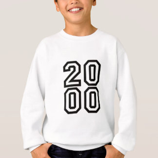 Year 2000 vintage t-shirt - born in 2000