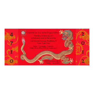 Year of the Dragon ~ Chinese New Year Invitations