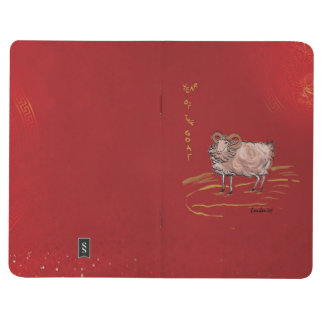 Year of the Goat pocket Sheep - Ram - Journal