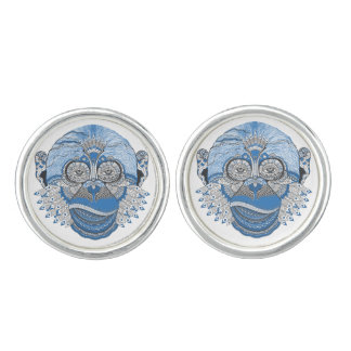 Year of the monkey Cuff links