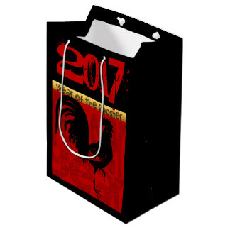 Year of The Rooster 2017 M Gift Bag 1