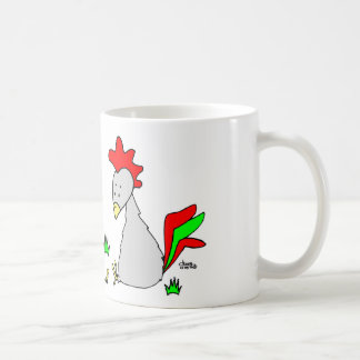 Year of the Rooster Coffee Mugs