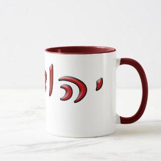 Yehudit, Yehudis, Judith - 3d Effect Mug