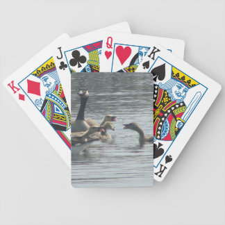 Yelling Match Playing Cards