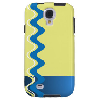 Yellow and Pretty Galaxy S4 Case