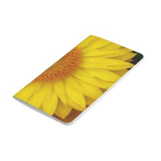 Yellow Bloom Pocket Journal