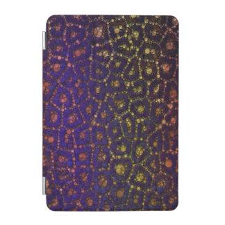 Yellow Blue Orange Cheetah iPad Mini Cover