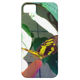 Yellow Butterfly Case